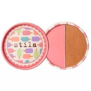💕Stila Ice Cream Blush Duo Strawberry Cream Pop